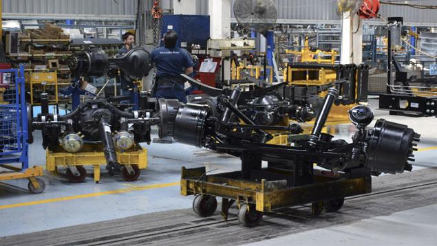 El Estado de México quiere más inversión de la industria de pesados