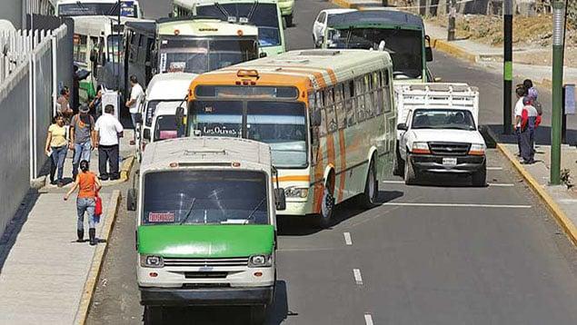 Semovi descarta aumento de tarifa en el transporte público
