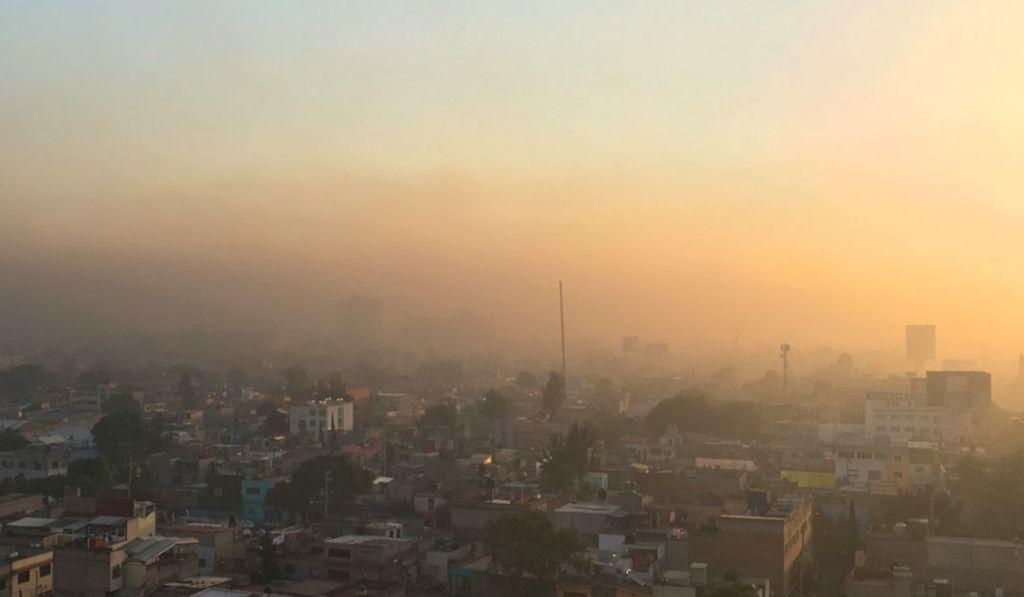 CAMe activa restricciones por alta concentración de ozono
