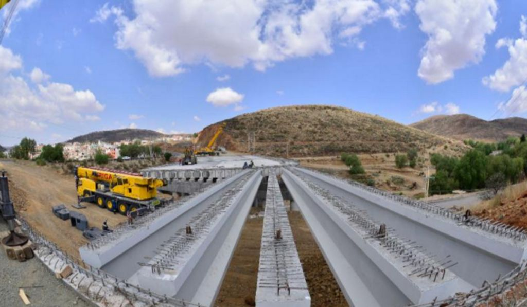 Zacatecas invierte 199 mdp en mantenimiento carretero
