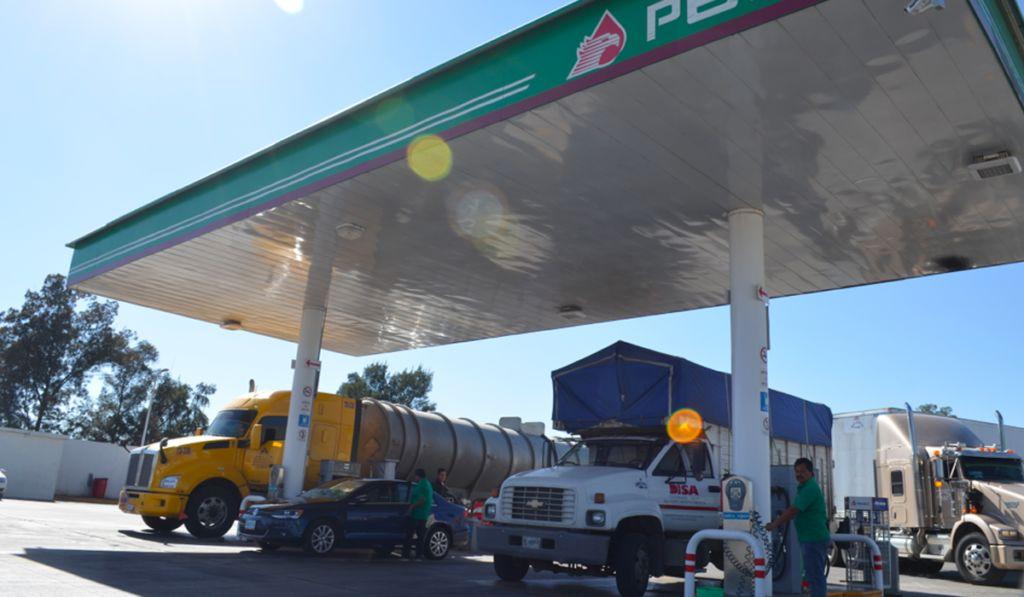 Tamaulipas, con el precio más bajo en diesel por segunda semana consecutiva