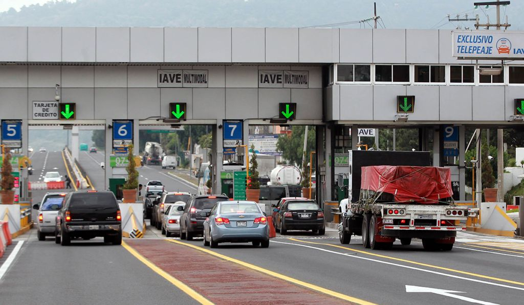 Gobierno eleva peaje de casetas México-Acapulco
