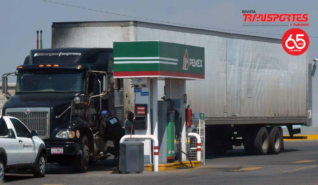 Hacienda otorga estímulo de 21.43% al diesel