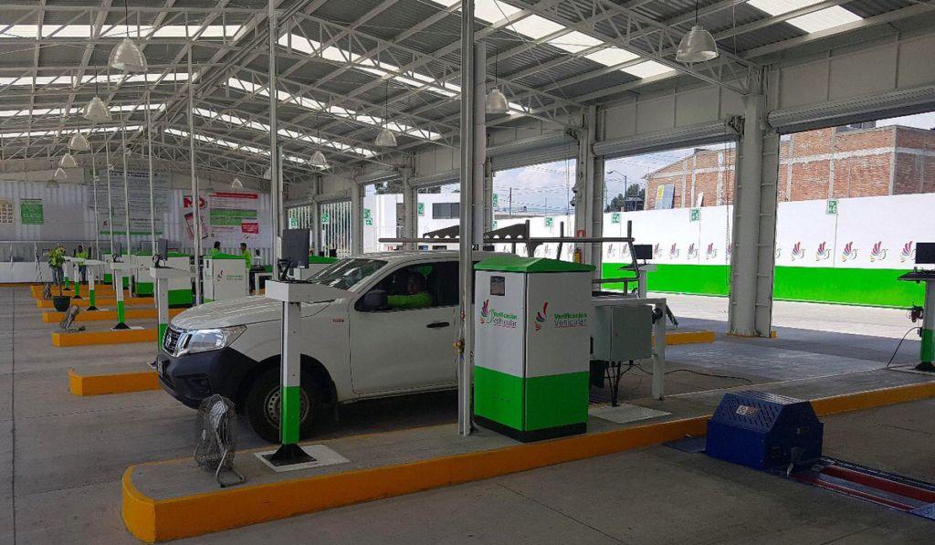 Edomex ajusta horarios en el servicio de verificación vehicular