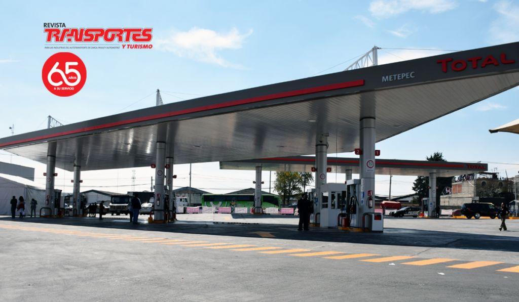 gasolinera total