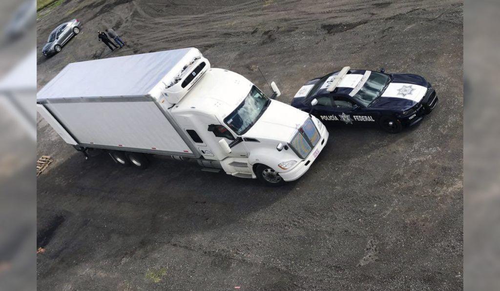 Robo-Autotransporte