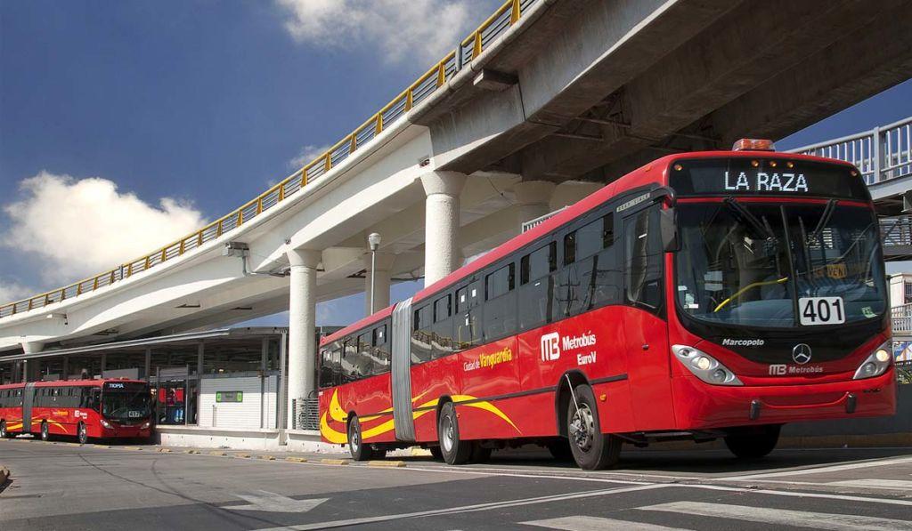 Inicia operaciones ampliación de la L5 del Metrobús