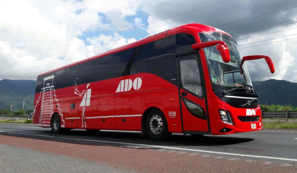 Autobuses anotan en 2019 crecimiento récord en transporte de pasajeros