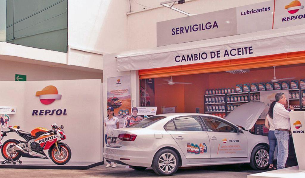 Repsol-Lubricentro-Veracruz