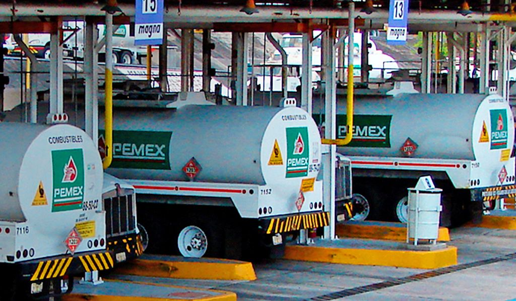 Combustible-PEMEX
