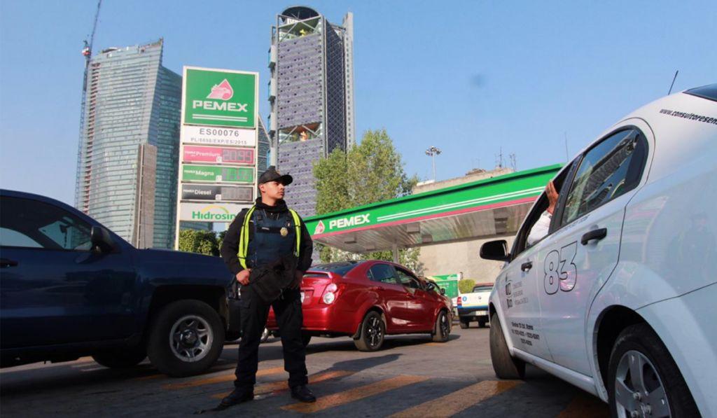 Gasolinera-Combustibles-Desabasto
