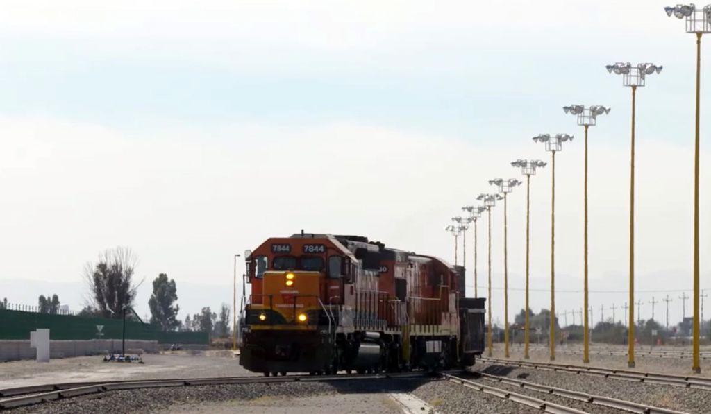 Más de 7,7000 embarques, detenidos por bloque ferroviario en Chihuahua