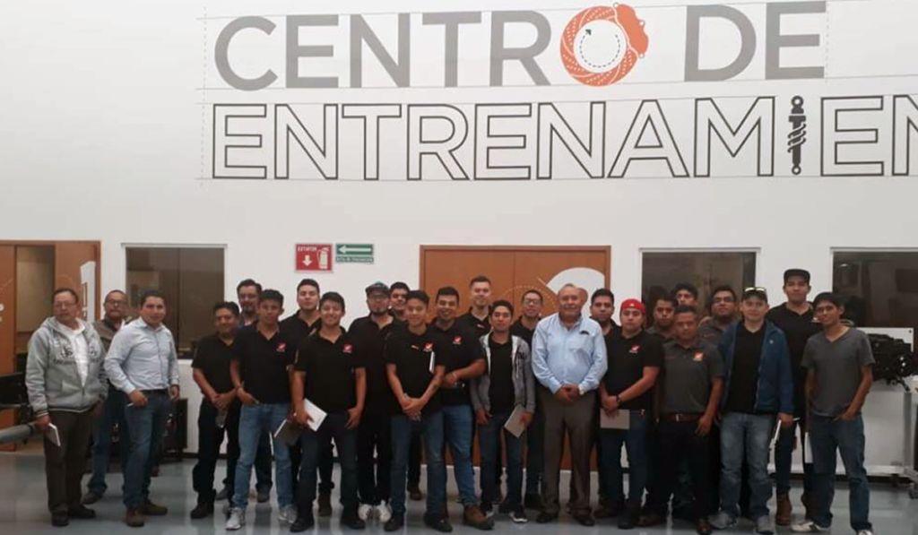 Navistar-Centro-Capacitación-Veracruz