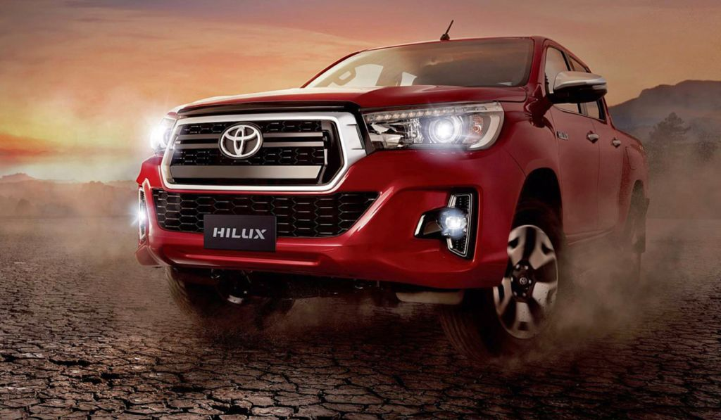 Hilux supera las 151 mil unidades vendidas en el primer bimestre del año