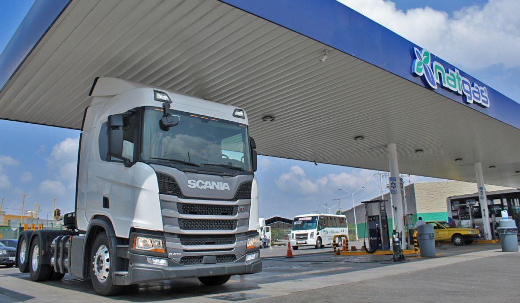 Scania-Gas-México