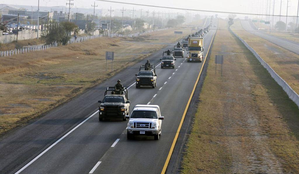 Gobierno de AMLO incrementa 33% patrullaje carretero en 2020