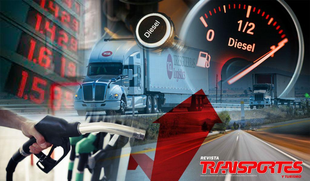 Iniciativa de Ley de Ingresos mantiene estímulos al diesel y casetas