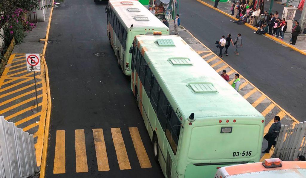 Tras incidente en la Línea 12, darán servicios a usuarios 490 unidades de transporte público