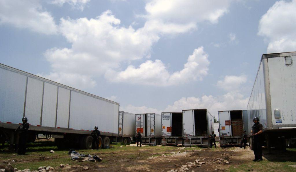 Robo a transportistas va al alza en Quintana Roo, reconoce la Marina