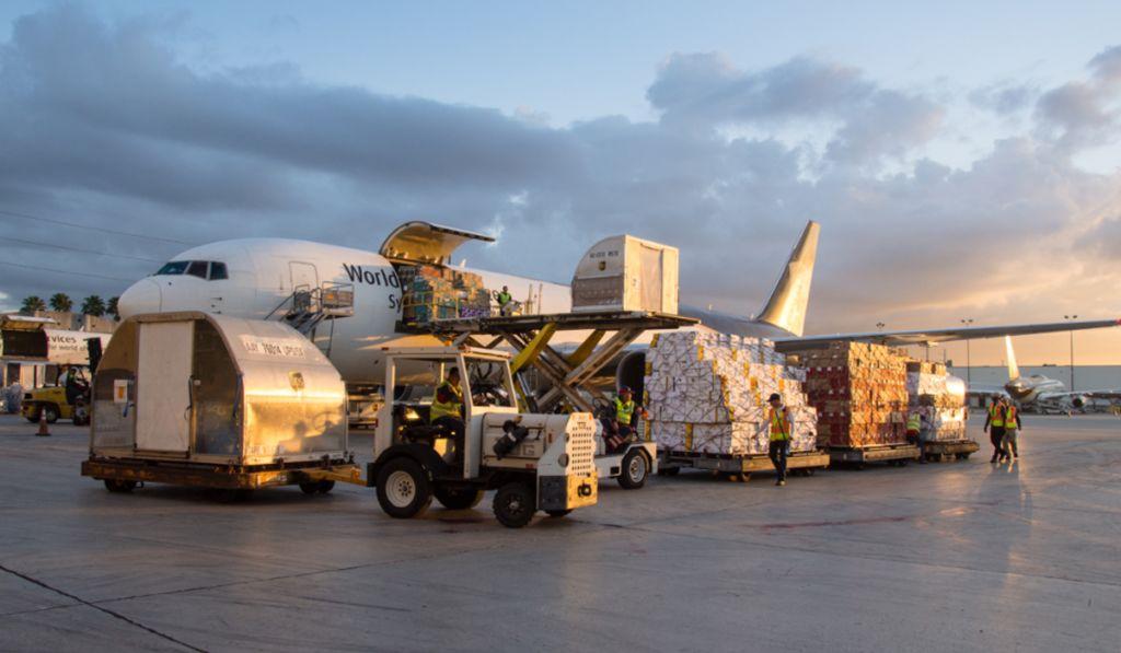 UPS rediseña rutas aéreas de NL, Jalisco y Querétaro con el mundo