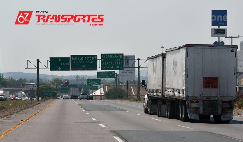 Querétaro busca regular el tránsito pesado