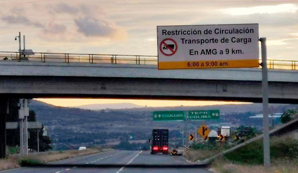 Jalisco, octavo en robo a transportista