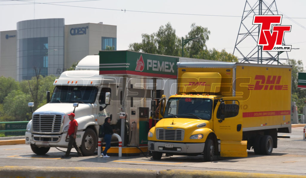 Piden a AMLO dar estímulo al diesel para bajar costos de transporte y distribución