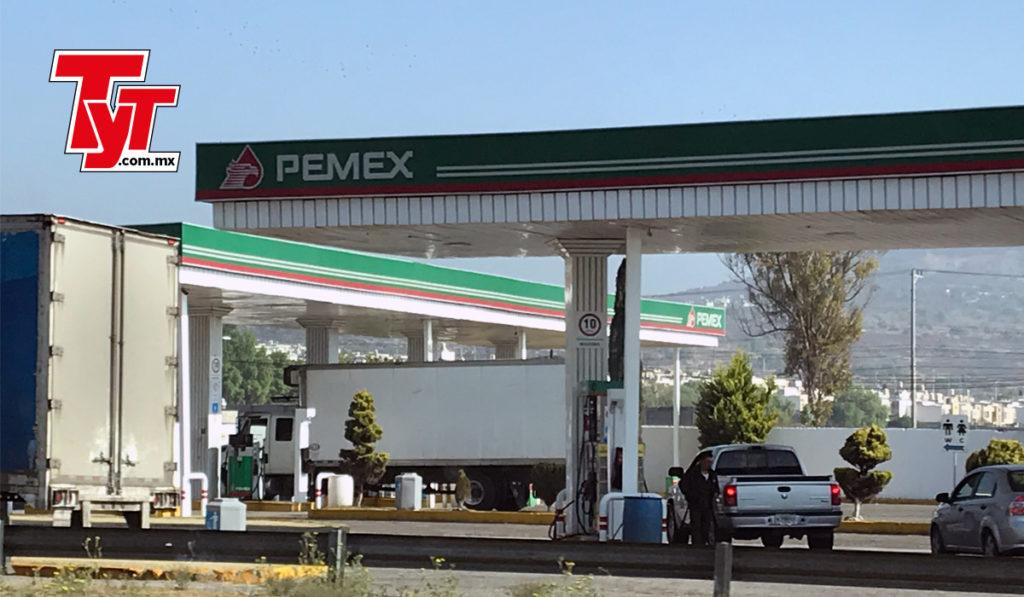 Piden suspender IEPS a diesel y gasolinas ante COVID-19
