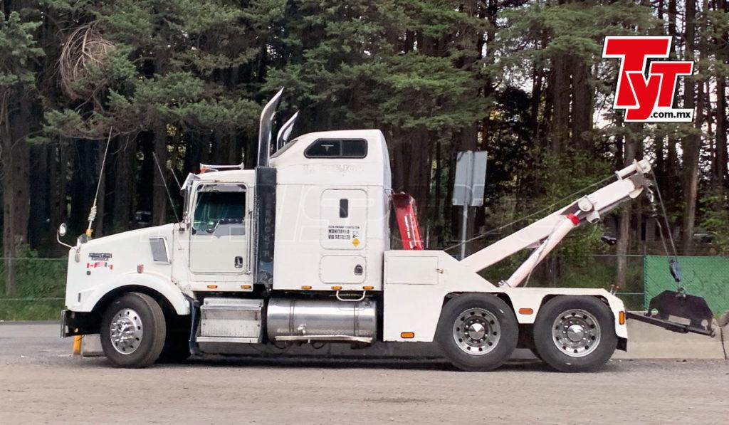 Cuánto cuesta recuperar un camión robado… y hallado