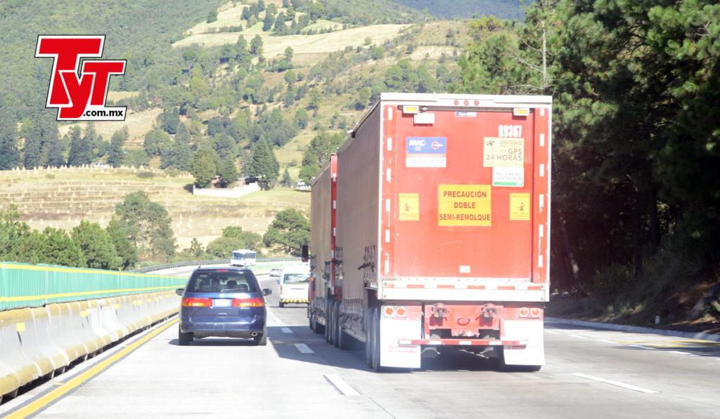 FGR y SSPC reportan 13 meses de bajas en robo al autotransporte