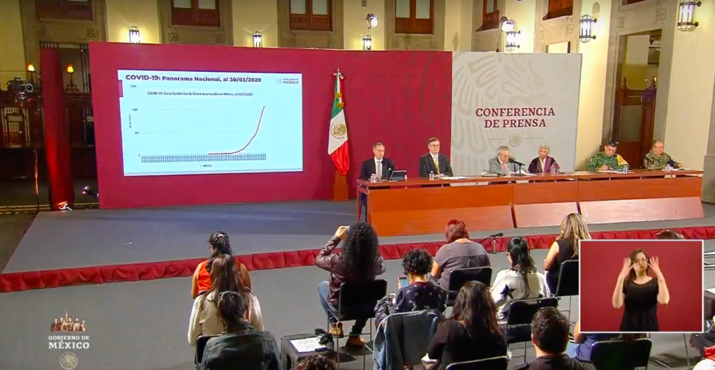 México, en emergencia sanitaria por coronavirus