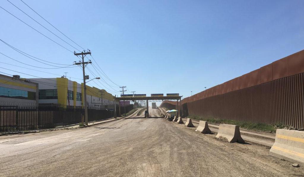 COVID-19 ensombrece el corredor Tijuana- San Diego