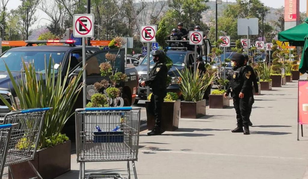 Empresas de seguridad privada y la SSC de la CDMX detuvieron a más de 100 personas involucradas en el saqueo de tiendas, bajo una estrategia de colaboración