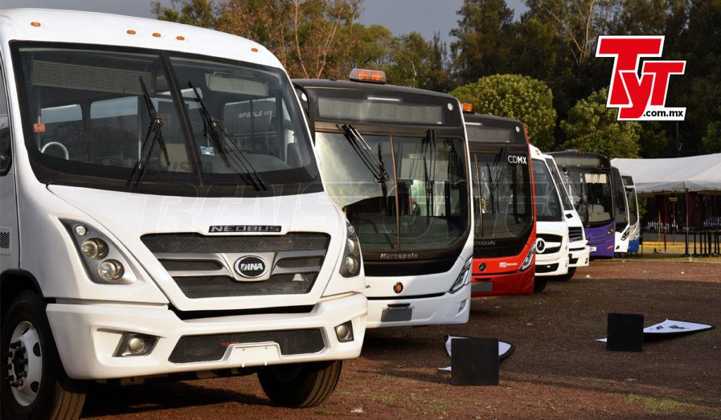 Transporte público, eje de calidad de las ciudades