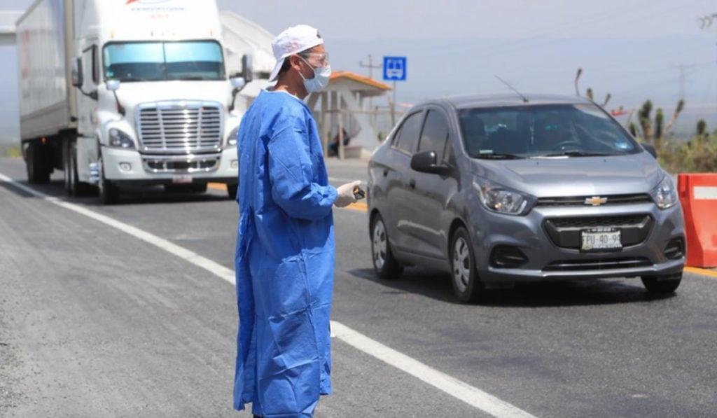 Alertan de falsos filtros sanitarios para asaltar a transportistas