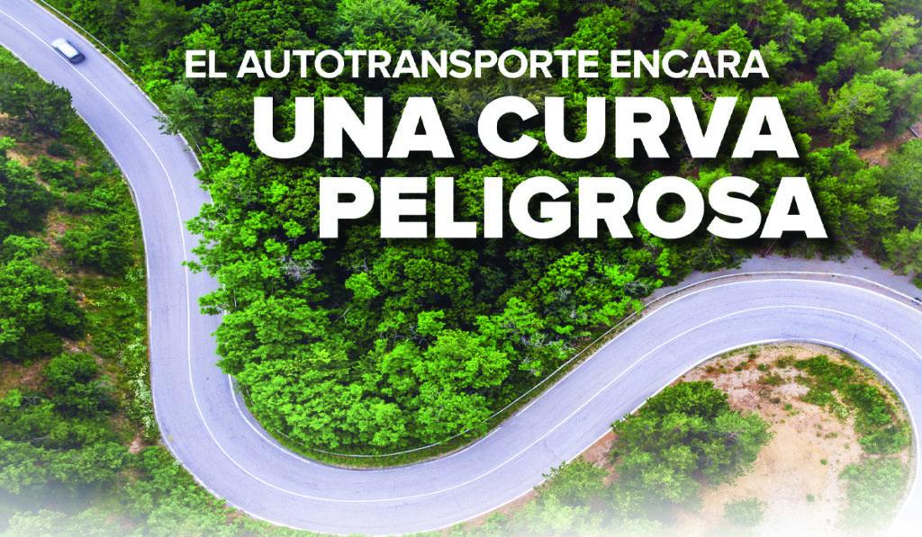 Economía de México: curva peligrosa para el transporte de carga