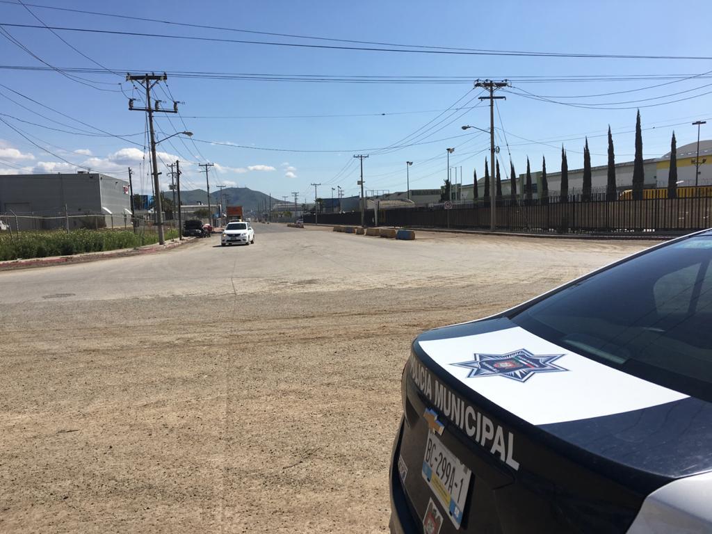 COVID-19 noquea al transporte de carga en Tijuana