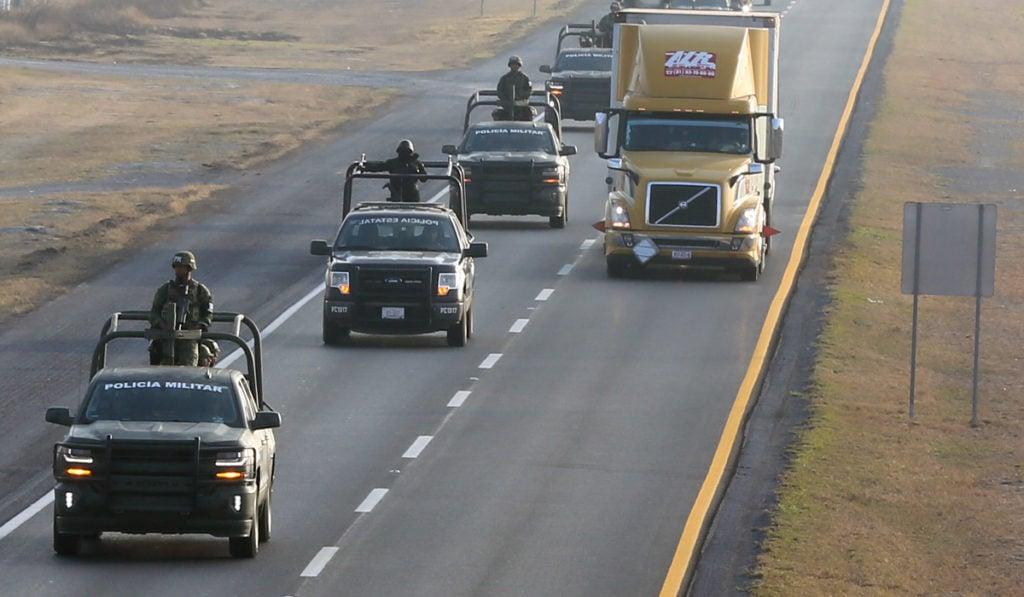 'Narco' incrementará robos al autotransporte: AMIS