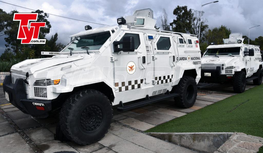 AMLO amplia presupuesto a la Guardia Nacional