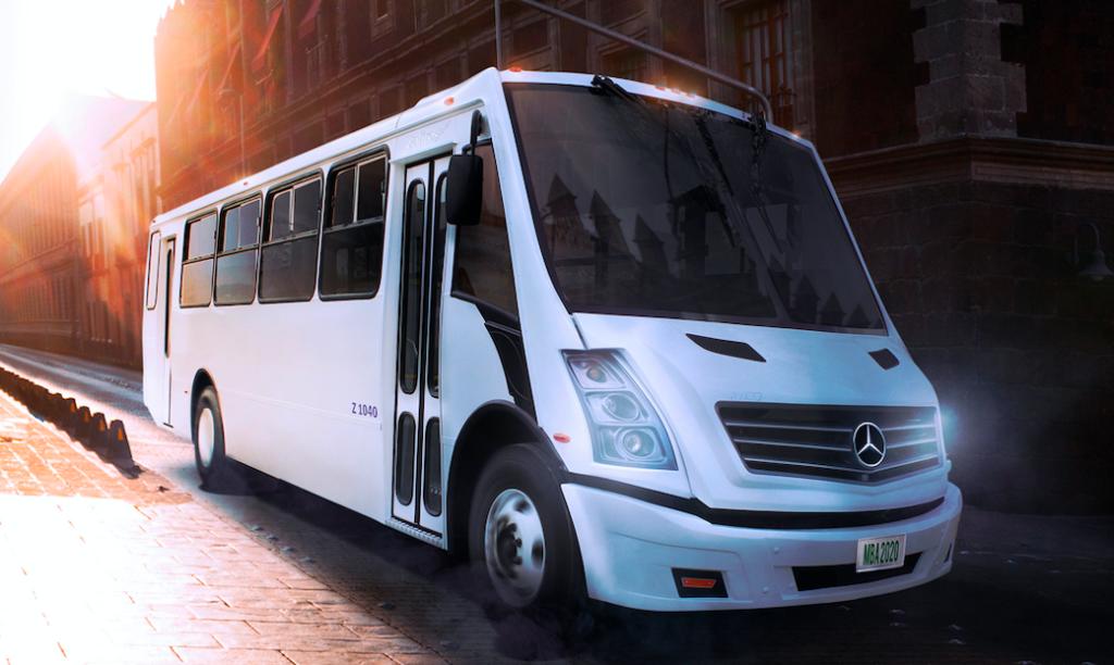 Cinco estrellas tecnológicas de Mercedes Benz Autobuses