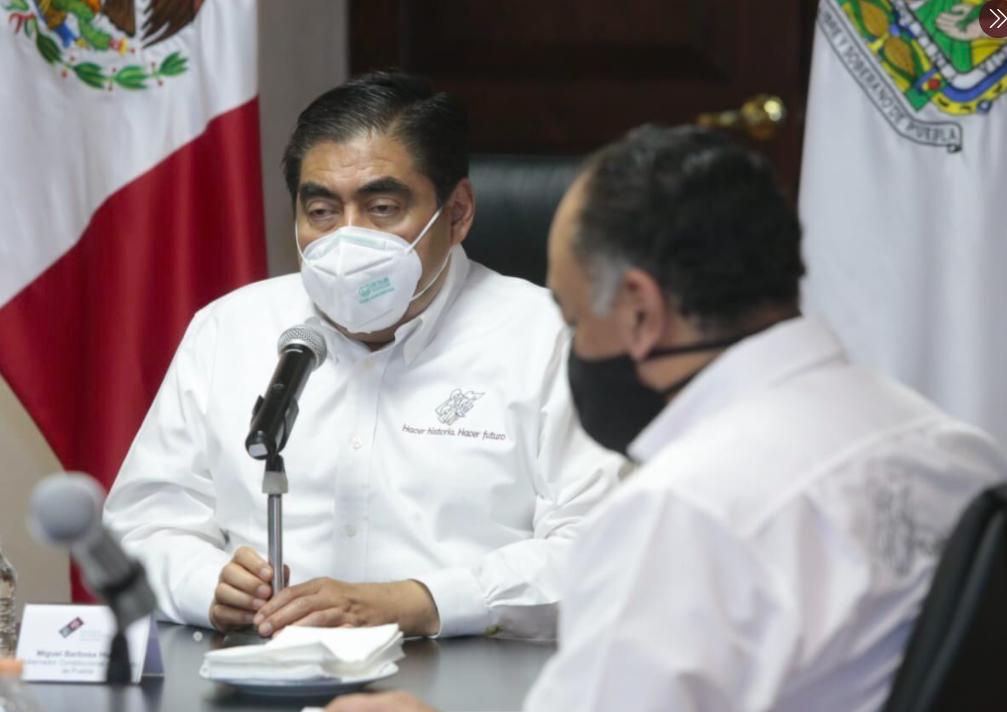 Puebla hará ajustes a su nueva normalidad, por casos de coronavirus