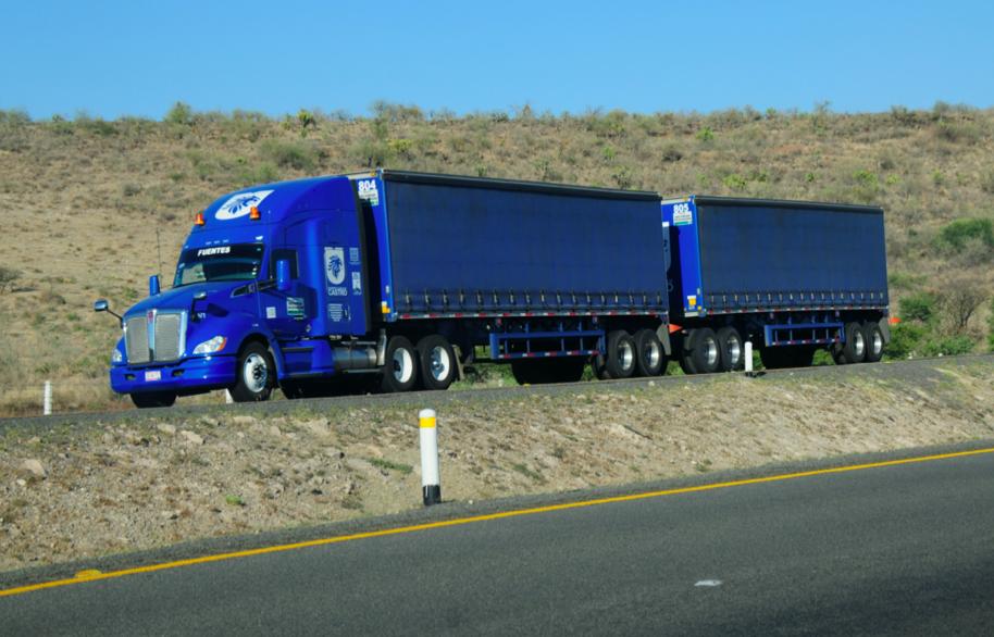 Aquí puedes resguardar tu camión en Nuevo Laredo