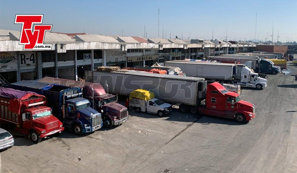 Central de Abastos, terreno fértil para la subcontratación del autotransporte