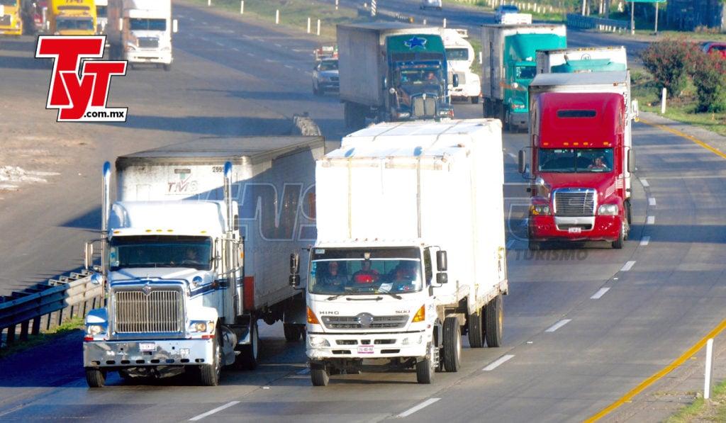 Precios del autotransporte de carga hilan en julio tres meses de alzas