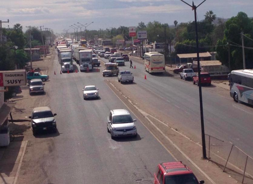 Bloqueo en Sonora afecta a industrias automotriz, cementera y minería: AMF