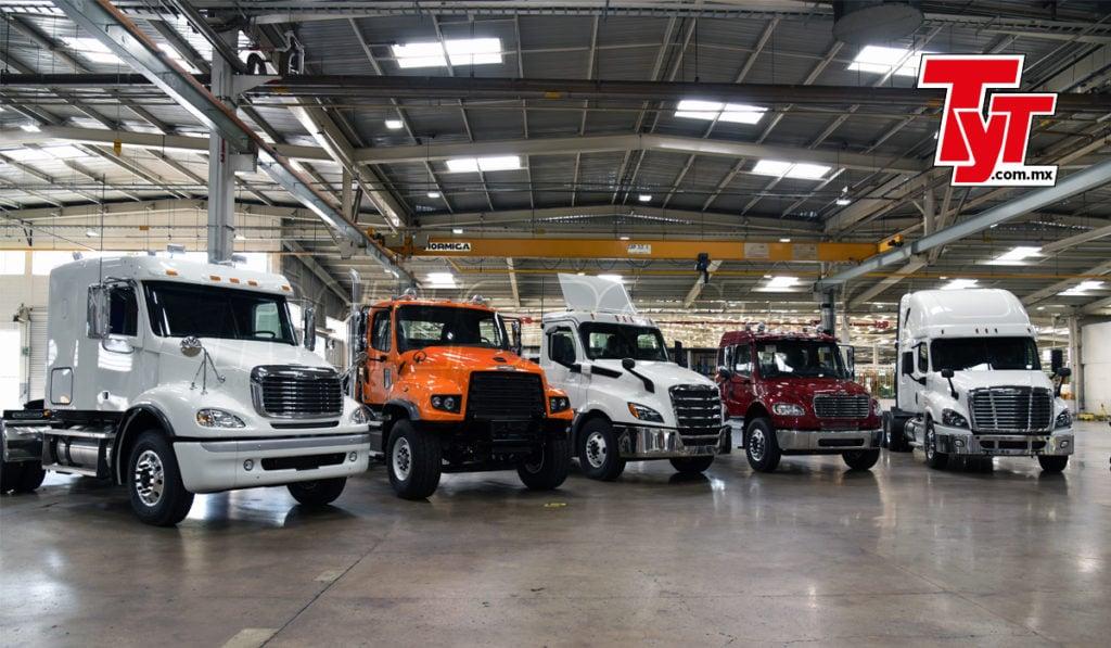 Daimler Trucks invierte 30 mdd en Planta Santiago