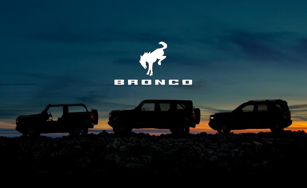 Ford alista lanzamiento de la familia de SUVs Bronco 4X4