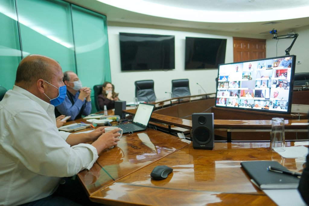 Jalisco se mantiene en semáforo naranja, hará ajustes a su estrategia contra COVID-19