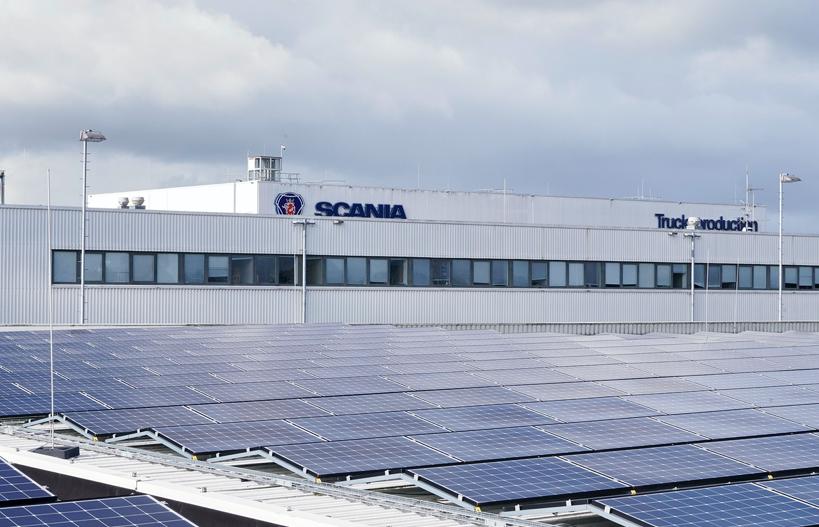 Scania renueva sus organizaciones y anuncia nuevos cargos