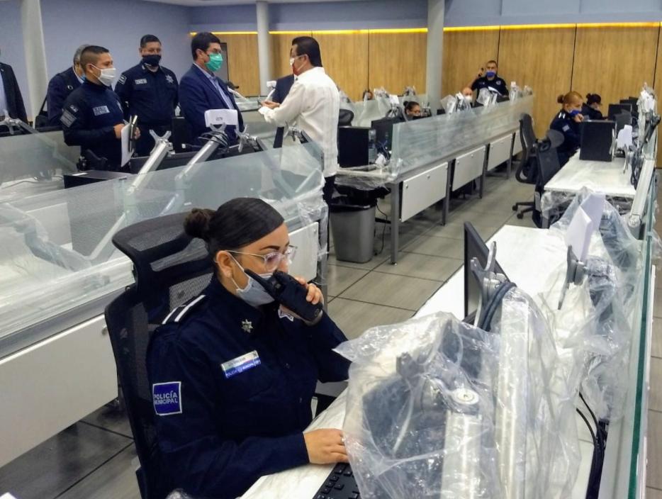 Más de mil videocámaras se sumarán a la vigilancia de Ciudad Juárez